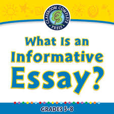 how to write an essay what is an informative essay notebook gr how to write an essay what is an informative essay notebook gr 5 8