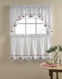 Of Kitchen Curtains Kitchen Cafe Curtains Ideas