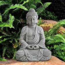 shannon gray decorative buddha garden