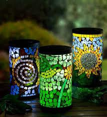 Buy Solar Mosaic Garden Light Glass Mosaic Solar Garde Mosaic Solar Mosaic Garden Lights