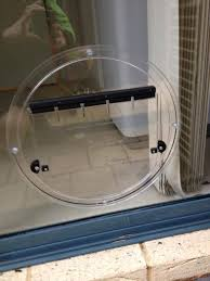 fast reliable service specializing in the installation of cat and dog doors perth into glass windows or doors 50km from perth cbd
