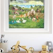 Fensterfolie Kinderzimmer Sichtschutz Animal Club International