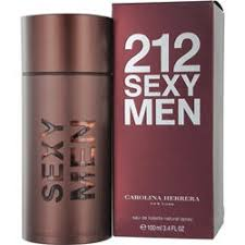 <b>Carolina Herrera</b> '<b>212 Sexy</b>' Men's 3.4-ounce Eau de Toilette Spray ...