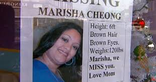 Missing Persons Posters Best Suspicious Text In Case Of New York City Woman Missing Two Weeks