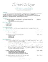 breathtaking interior designer sample resume sample resume outline .