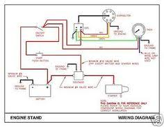 engine stand wiring diagram download wiring diagram engine test stand wiring diagram engine stand wiring diagram basic ford starter wiring diagram that i used on my engine