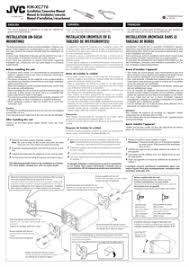 jvc car stereo system kw xc770 pdf user s manual jvc kw xc770 manual