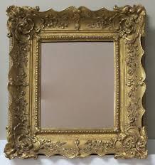 custom frames. English Chippendale Custom Accent Mirror Frames I