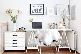 office workspace ideas. Perfect Office Desk Decorating Ideas For Work  Incredible Office Workspace Deck  Decoration With Scandinavian Furniture Interior E