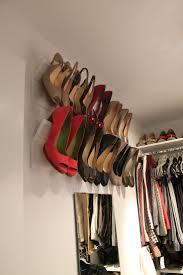 Shoe Organizer Ideas Best 25 Shoe Shelves Ideas On Pinterest Shoe Wall Shoe Shelve