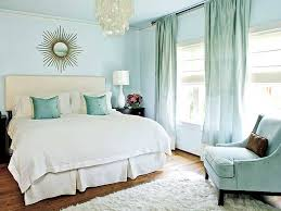 ... Coolest Relaxing Colour Combination For Nautical Bedroom Interior Design  With Mint Green Curtain Ideas Also Wall ...