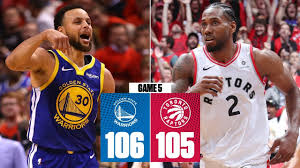 Kevin Durant goes down, Warriors hold off Raptors to force Game 6 | 2019  NBA Finals Highlights - YouTube