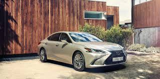 Lexus Navigation Generation Chart The 2019 Lexus Es 350 Es 300h A Technical Review Lexus