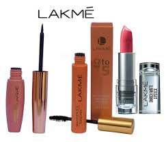 lakme 9 to 5 waterproof maa with liquid eyeliner enrich matte shade pm12 lipstick makeup