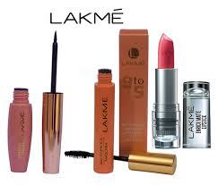 lakme 9 to 5 waterproof mascara with liquid eyeliner enrich matte shade pm12 lipstick makeup