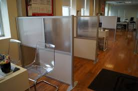 office screens dividers. Enchanting Office Desk Privacy Screens Partitions Room Dividers Decoration