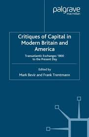 Critiques of Capital in Modern Britain and America | SpringerLink