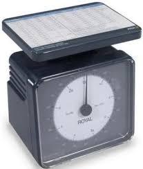 Royal Mx2 Postal 2 Pound Mechanical Scale 1 Kg 0 5 Oz 10