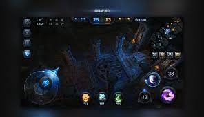 Rpg Game Ui Design Game Ui Design _ Aos Rpg On Behance