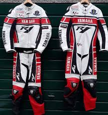 yamaha r1 50th anniversary motorcycle leathers for