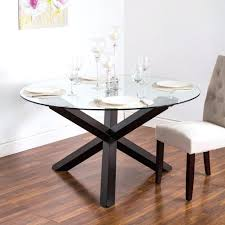glass round top dining table dining table glass holder best glass round dining table ideas on