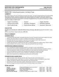 Leadership Skills Resume Sample. Supervisor Resume Sample Monster ...