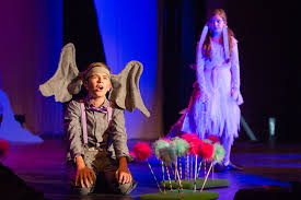 Seuss characters spring to life onstage in seussical jr. Seussical Jr This Saturday And Sunday At Our Lady Of Providence Clark County Newsandtribune Com