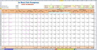 Vessel Design Calculation Excel Baja Lo Plas Pressure Vessel Cost Estimate Template