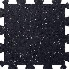 Interlocking Rubber Floor Tiles Kitchen Shop Multipurpose Flooring At Lowescom