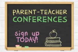 Parent Teacher Conference Scheduling Begins November 5