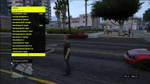 And also it is widely accepted as a safe mod menu by many gta players. Mod Menu Gta 5 Mod Menu Gta 5 Ps4