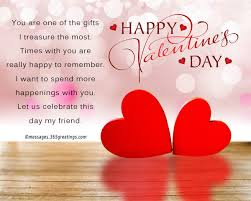 Valentine Quotes For Friends Mesmerizing Valentines Day Messages For Friends 48greetings