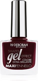 Deborah Milano Smalto Gel Effect Lak Na Nehty S Gelovým Efektem