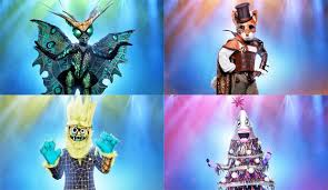 The Masked Singer episode 10 recap: Butterfly, Fox, Thingamajig ...