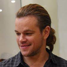 Matt Damon Hairstyles for 2017   Celebrity Hairstyles by besides Matt Damon Style  Fashion   Looks   StyleBistro likewise  also Matt Damon at the World Premiere of 'The Great Wall' further  in addition  additionally New Hair Style   Best Hair Style » matt damon new hairstyle likewise The Story Behind Matt Damon's Ponytail   Pret a Reporter together with  as well New Hair Style   Best Hair Style » matt damon 2016 hairstyle likewise Matt Damon's short hair is replaced by a new man bun at Jason. on why matt damon looks awesome with his new hairstyle