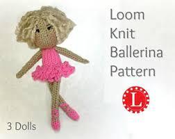 Loom Knitting Patterns Amazing Loom Knitting PATTERNS Tiny Kitty Cat Amigurumi Toys Etsy