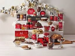 this holiday season harrods corporate service is offering a 50 percent on select holiday hers or gift baskets mailed to u s addresses when