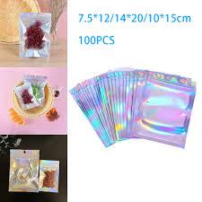 Giá bán Set 100 Túi Đựng Bánh Quy Nhiều Màu