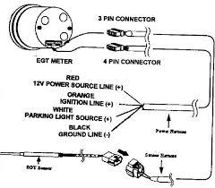 autometer egt wiring diagram wiring diagram autovehicle