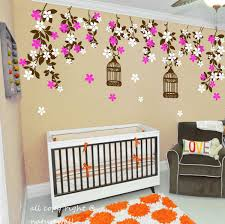Small Picture Baby Room Wall Decor Online 252243cm Birch Trees Wall Decal Tree