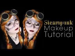 steunk makeup tutorial