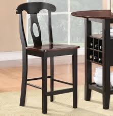 homelegance atwood  piece drop leaf counter height dining room