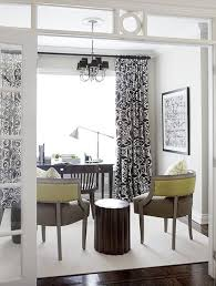Black And White Curtains Y To Inspiration