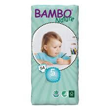 <b>Подгузники Bambo Nature</b> (Бамбо Натур) Junior 5 (12-22 кг) 54 шт ...