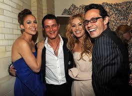 Photos of Jennifer Lopez and Marc Anthony at Latino Inaugural Ball |  POPSUGAR Celebrity