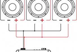 subwoofer wiring diagram sonic electronix schematics and wiring how to install car audio capacitors learning center sonic