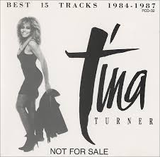 You can't stop me loving you. 스크랩 Tina Turner Undercover Agent For The Blues