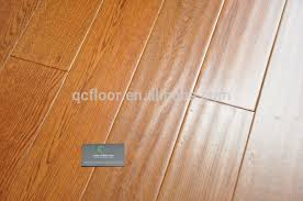 handsed teak color stain russian parquet oak flooring