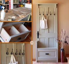 Old Door Coat Rack Reused Doors That are Heavenly KnockOuts HomeJelly 41