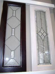 kitchen cabinet stained glass s eclectic entry